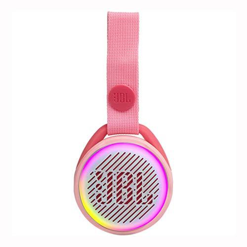 JBL JR POP – Altavoz inalámbrico portátil con Bluetooth óptimo para niños, 5 h de tiempo de juego, resistente al agua…