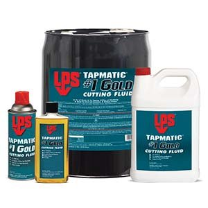 Tapmatic 1 Gallon No. 1 Gold Cutting Fluid
