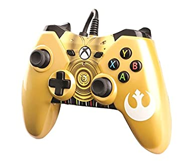 Star Wars C-3PO Official Xbox One Licensed Controller: Amazon co uk
