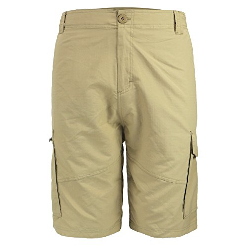 - Evrimas Men's Ripstop Nylon Cargo Shorts Classic Fit Walk Lightweight Twill Short for Men Work to Weekend