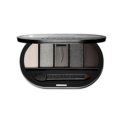 SEPHORA COLLECTION Colorful 5 Eyeshadow Palette - N°01 Uptown To Downtown - Downtown Shopping La