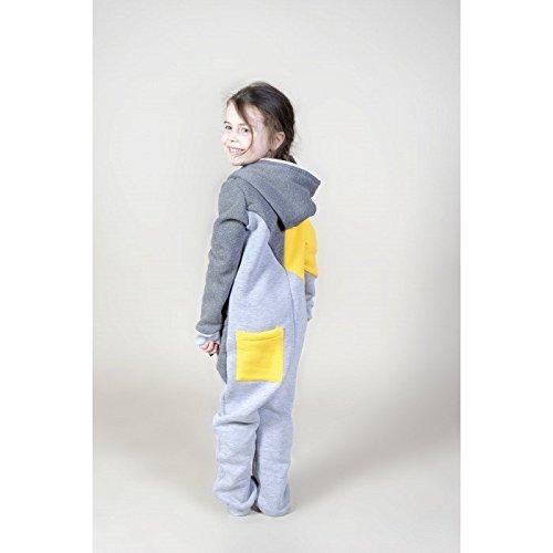 3f1ee9df92 Amazon.com  Sofa Killer tricolor kids jumpsuite onesie luxury homewear  Baby