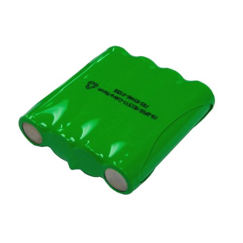 (Hitech 2-Way Radio Battery for Cobra Microtalk Series Radios (FRS/PR Series) )