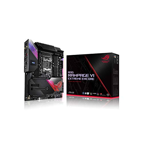 Build My PC, PC Builder, ASUS ROG RAMPAGE VI EXTREME ENCORE