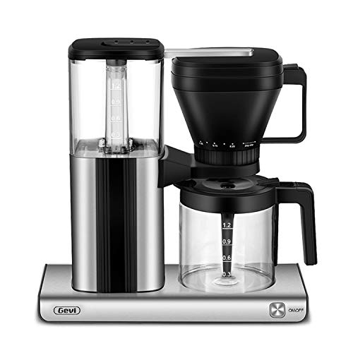 Gevi Coffee Maker 8 Cup with One-Touch