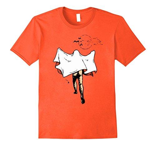 Popular Male Halloween Costumes (Mens Gay Ghost Funny Gay Halloween Popular Halloween Costume Ide Medium Orange)