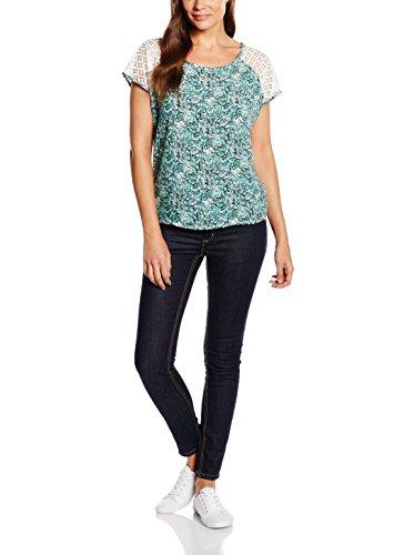 Corta Purple shirt verde 2xl Manica T Turchese Jam xTpHwqITU