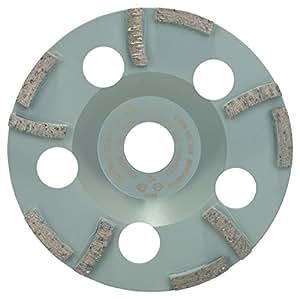 Bosch 2 608 602 554  - Muela de vaso de diamante Expert for Concrete Extra-Clean - 125 x 22,23 x 4,5 mm (pack de 1)