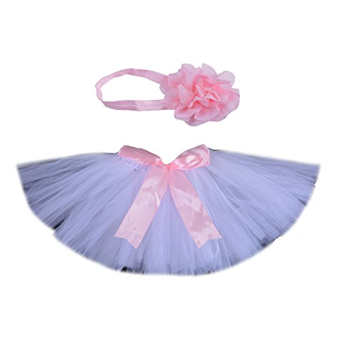 CX-Queen® Photography Prop Baby Infant Costume Bowknot Tutu