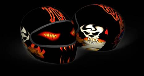 SkullSkins USA Made Graphic Protective Street Full Face Helmet Covers (110 Styles) - Frontiercycle