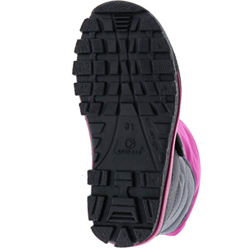 034 Sascha Pink Stivali Adulto Unisex Spirale Neve – Da pink qHvzqwd