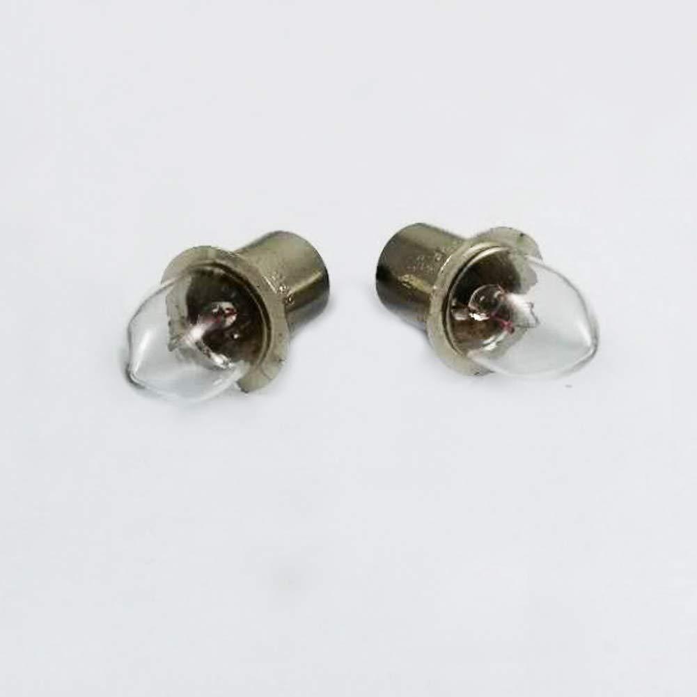7.2V 0.55A 5 x P13.5S KPR Indicateur Lampe de Poche Lampe de Poche Bride Phare Lanterne de Remplacement Outils de Travail