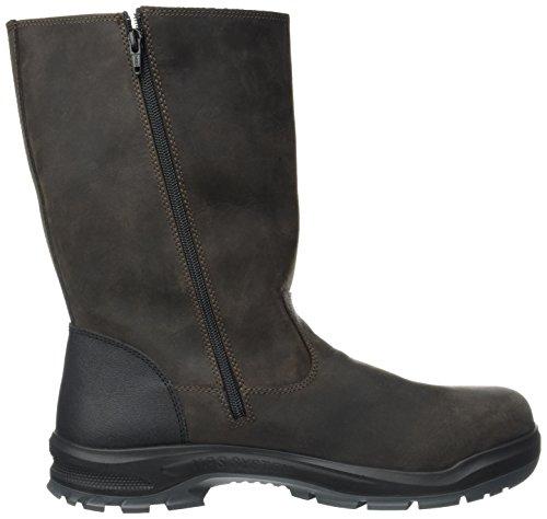 haute de 07TOZZA 44 Pointure Chaussure PARADE sécurité Marron 46 28 YIWq6