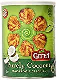 Gefen Purley Coconut Gluten Free Kosher For Passover 10 Oz. Pack Of 6.