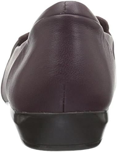 Clarks - Chaussure Kinzie Willow Femme, 37 EUR, Aubergine