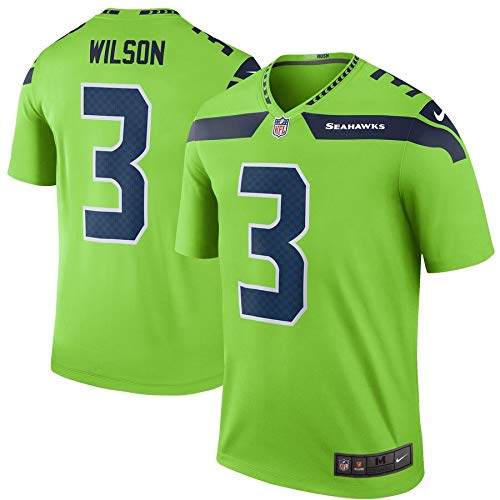 Top seattle seahawks jersey mens color rush for 2020