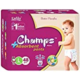 Champs - High Absorbent Pants Large (48 Pieces)