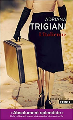 Amazon Fr L Italienne Adriana Trigiani Livres