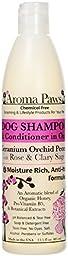 Aroma Paws Chemical Free Luxury Dog Shampoo & Conditioner, Anti-Itch Formula, Geranium Orchid Sage