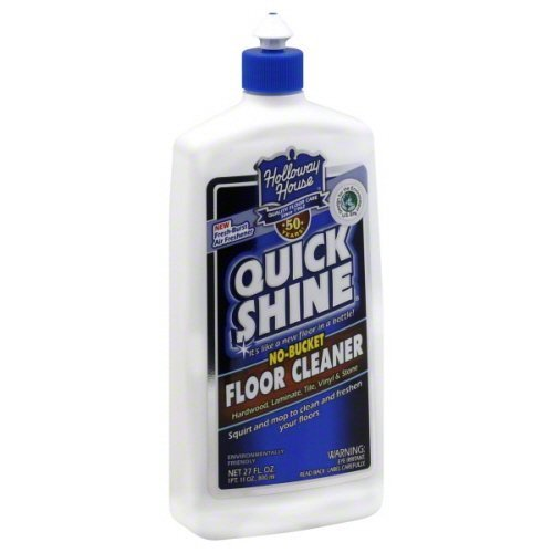 Holloway House Quick Shine No Bucket Floor Cleaner 27 Ounce 6