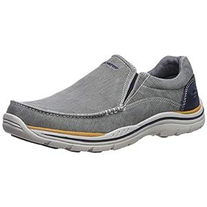 Skechers Men's Expected Avillo Relaxed-Fit Slip-On Loafer