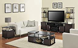 Ameriwood Home Carson TV Stand for TVs up to 50\