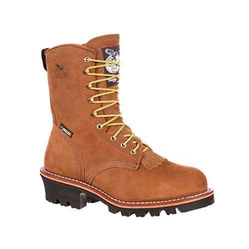 Georgia Logger Insulate Gore-Tex ST Work Boots®G-9382 (W 8.5)
