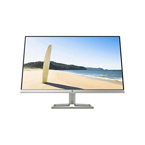 chollos oferta descuentos barato HP 27fw Monitor 27 Pulgadas 68 6 cm 1920 x 1080 Pixeles Full HD LED 5 ms Plata