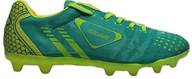 Buy SEGA Elegant Green Football Shoes