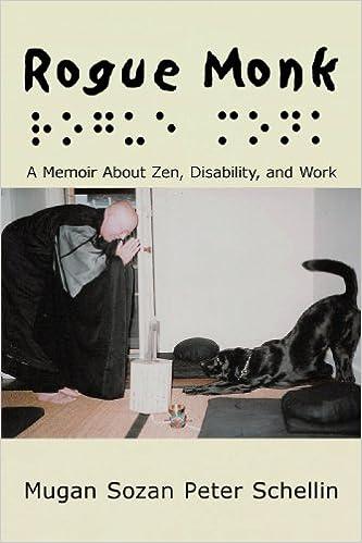 Rogue Monk: A Memoir About Zen, Disability, and Work