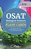 OSAT Biological Sciences Rapid Review Flash Cards: Test Prep Including 350+ Flash Cards for the CEOE OSAT 010 Exam