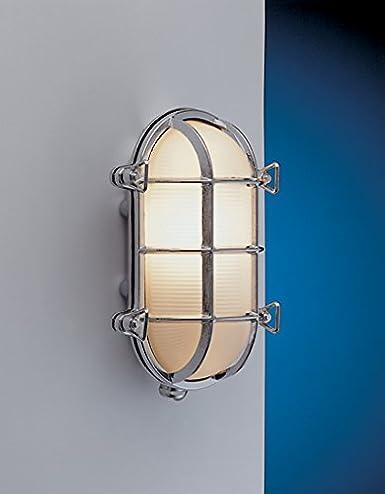 Art. 2036.CS - Lámpara de techo (estilo marinero (latón ...
