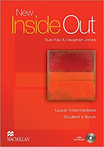 New Inside Out Upper Intermediate Students Book Cd Rom