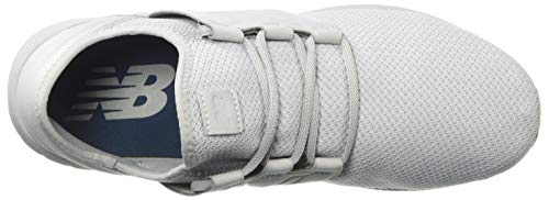 New Balance Men's Cruz V2 Fresh Foam Running Shoe, arctic fox/white/nubuck, 7 D US by New Balance (Image #8)