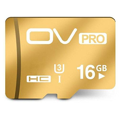 (MAUBHYA OV UHS-I U3 3.0 Pro Class 10 16GB Memory Card TF Card Storage Card for Mobile Phone)