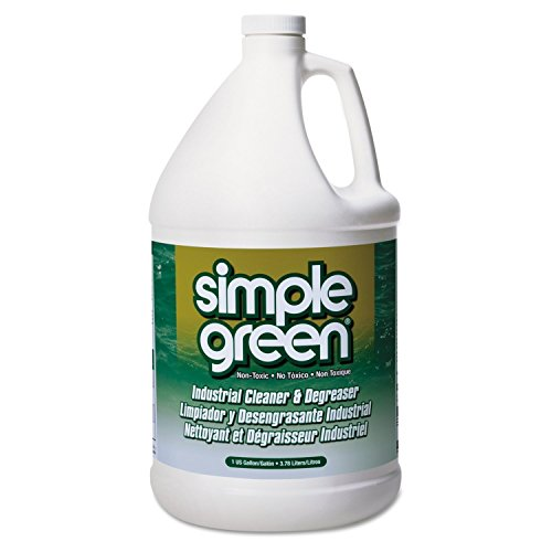 [해외]심플 그린 13005CT 산업용 클리너 & amp; /Simple Green 13005CT Industrial Cleaner & Degreaser, Concentrated, 1 gal Bottle (Ca