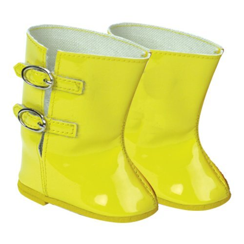 18 Inch Doll Rain Boots Fits American Girls Doll Clothes & M