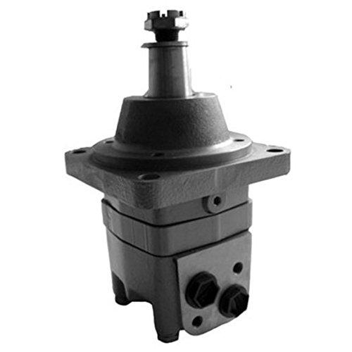 Hydraulischer Motor 397,0CC/Rev cyl. laufradaufnahme, 4-Loch, 32mm Parallel eingegeben Schaft Flowfit