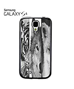 Tiger Wolf Fox Nature Wild Cell Phone Case Samsung Galaxy S4 Black by mcsharks