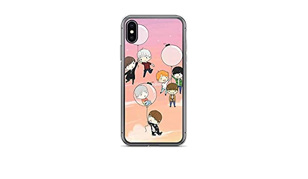 BTS 3RD ANNI 2 iphone case