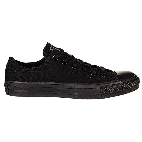 Converse Unisex Chuck Taylor All Star Low Top Mono Black ...