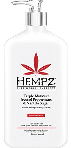 Limited Hempz Moisture Frosted Peppermint