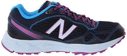 New Trail Balance Shoe Blue WT910V2 Purple Womens qwvqPOzpx