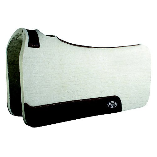 Professional's Choice Comfortfit Tan Wool Pad 1in ()
