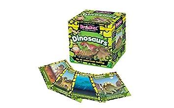 Brainbox Los dinosaurios -tarjeta de juego incluye 52 ...
