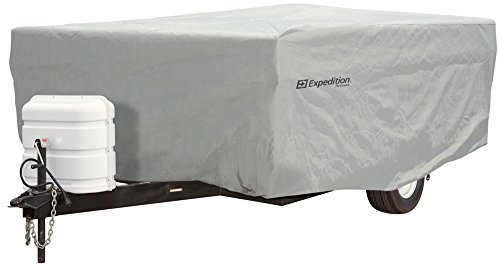 Expedition Pop Up Camper Covers by Eevelle - fits 12'-14' Long Trailers - 180