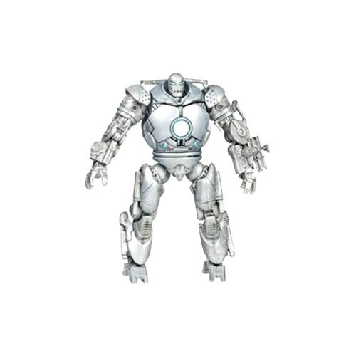 (Iron Man Iron Monger with Opening Cockpit 6-Inch Scale Action Figure)