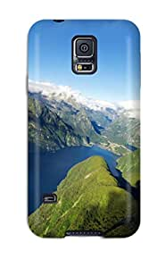 Alex Perez Riva's Shop 4111368K46343334 New Fjord In New Zealand Tpu Skin Case Compatible With Galaxy S5