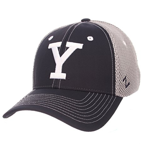 Zephyr Yale Bulldogs Official NCAA Pregame Small Hat Cap 603567 by Zephyr
