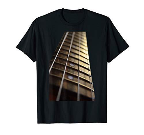 Bass Guitar Fret Musician T-Shirt